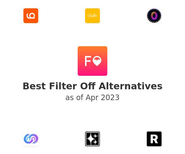 Best Filter Off Alternatives