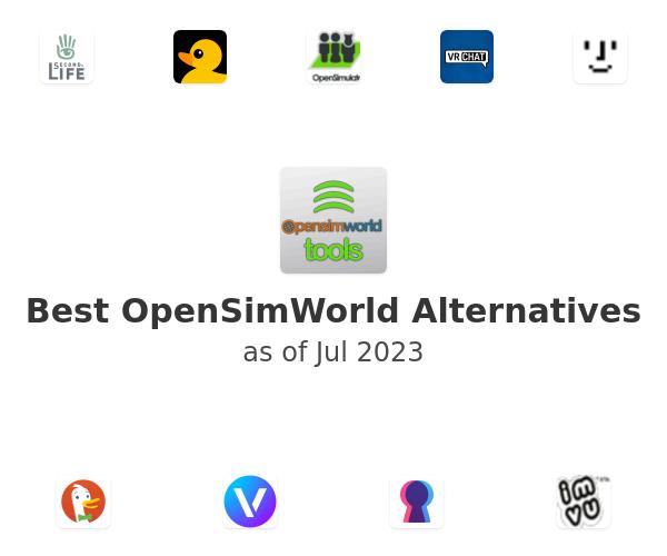 Best OpenSimWorld Alternatives