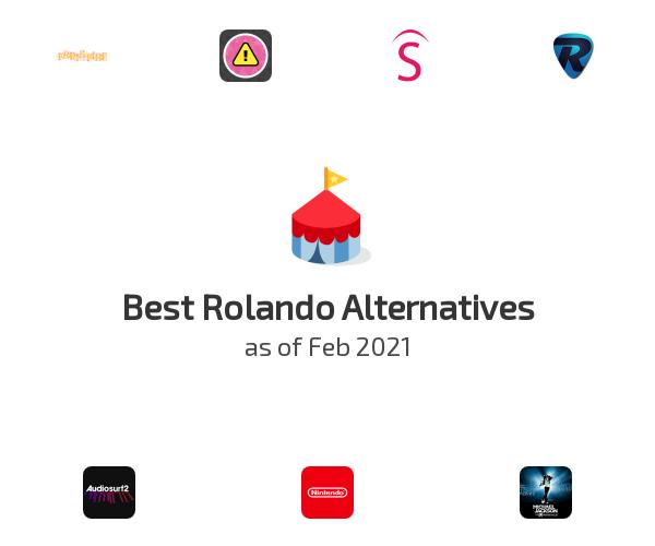 Best Rolando Alternatives