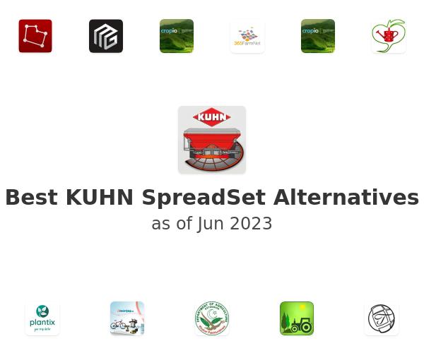 Best KUHN SpreadSet Alternatives