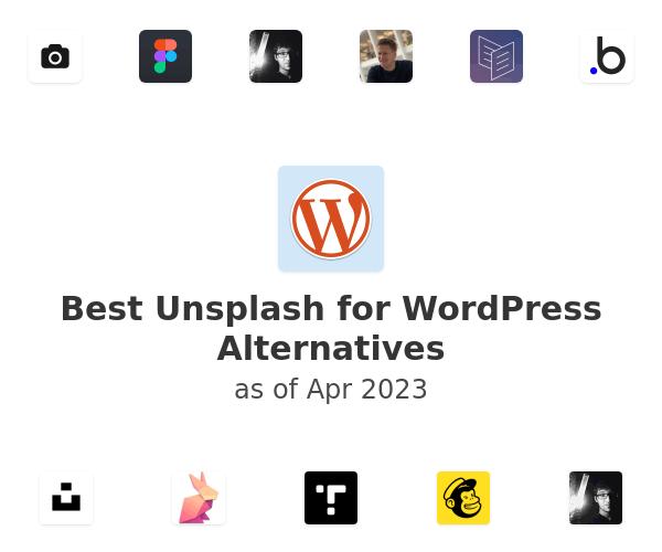 Best Unsplash for WordPress Alternatives