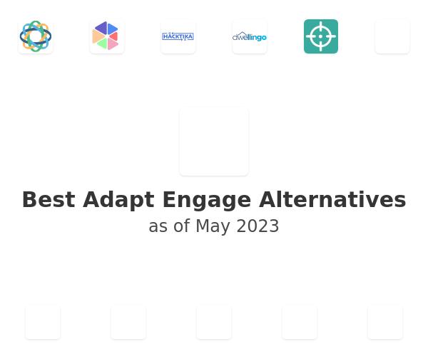 Best Adapt Engage Alternatives