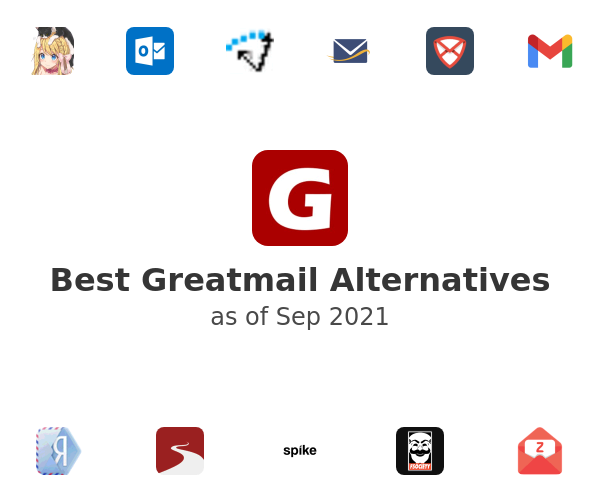 Best Greatmail Alternatives
