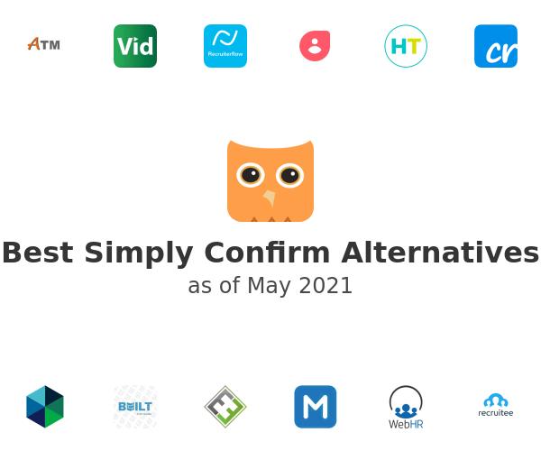 Best Simply Confirm Alternatives
