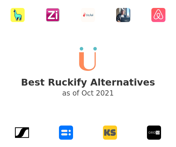 Best Ruckify Alternatives