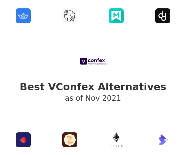 Best VConfex Alternatives