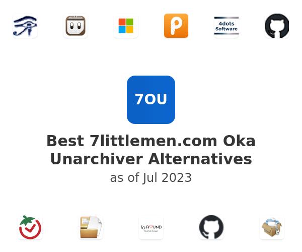 Best Oka Unarchiver Alternatives