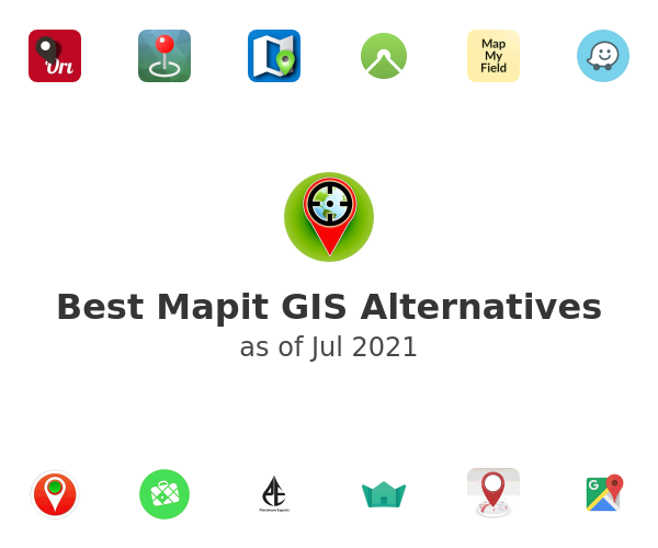 Best Mapit GIS Alternatives