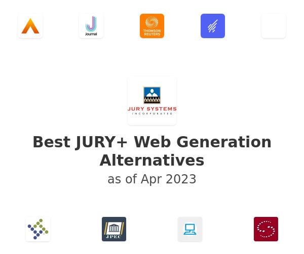 Best JURY+ Web Generation Alternatives