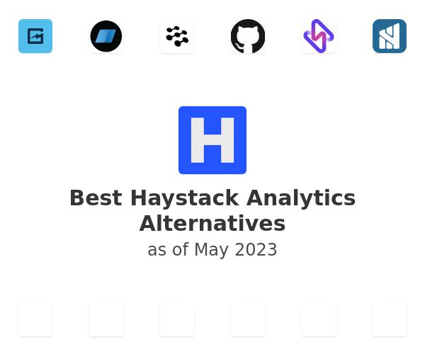 Best Haystack Analytics Alternatives