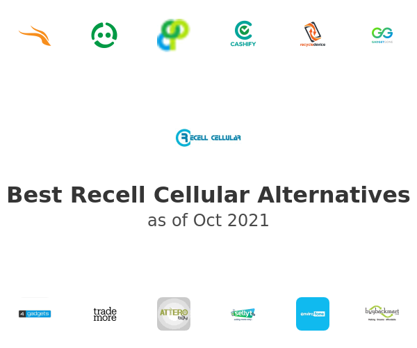 Best Recell Cellular Alternatives