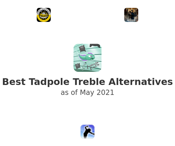 Best Tadpole Treble Alternatives