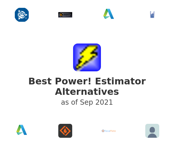 Best Power! Estimator Alternatives