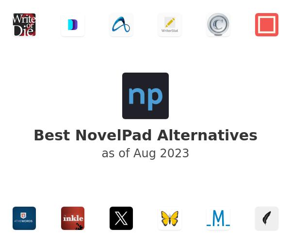 Best NovelPad Alternatives