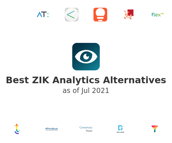 Best ZIK Analytics Alternatives