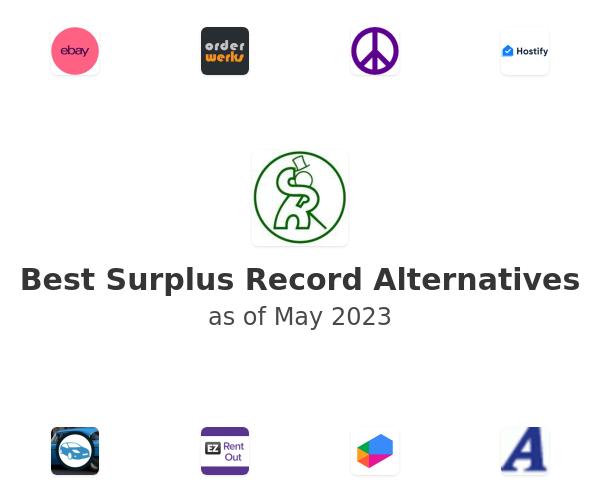 Best Surplus Record Alternatives