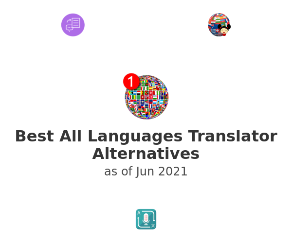 Best All Languages Translator Alternatives
