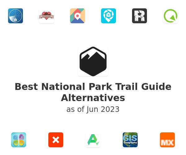 Best National Park Trail Guide Alternatives