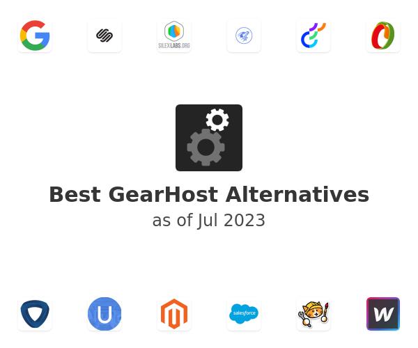 Best GearHost Alternatives