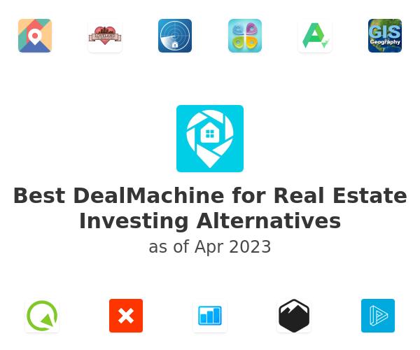 Best DealMachine for Real Estate Investing Alternatives