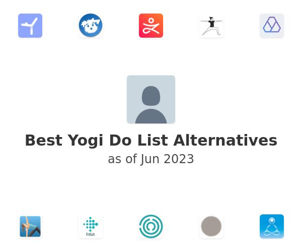 Best Yogi Do List Alternatives