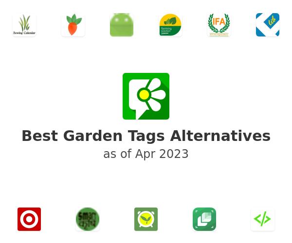 Best Garden Tags Alternatives