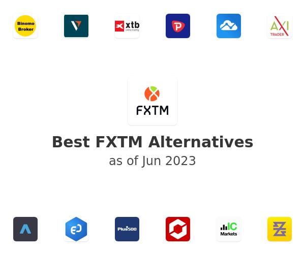 Best FXTM Trader – Forex Trading Alternatives