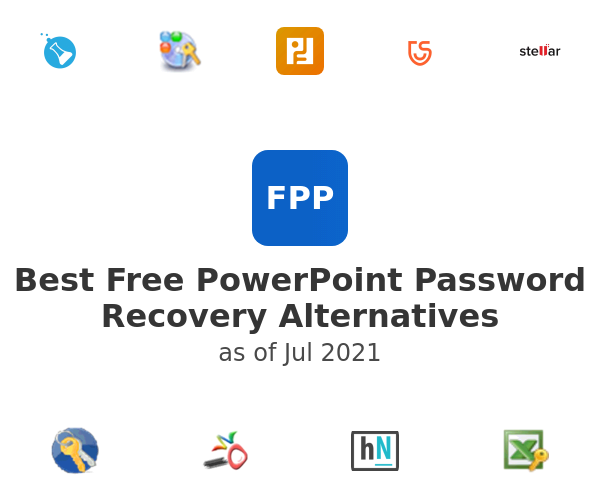 Best Free PowerPoint Password Recovery Alternatives