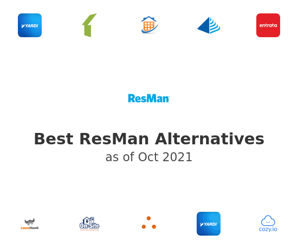 Best ResMan Alternatives