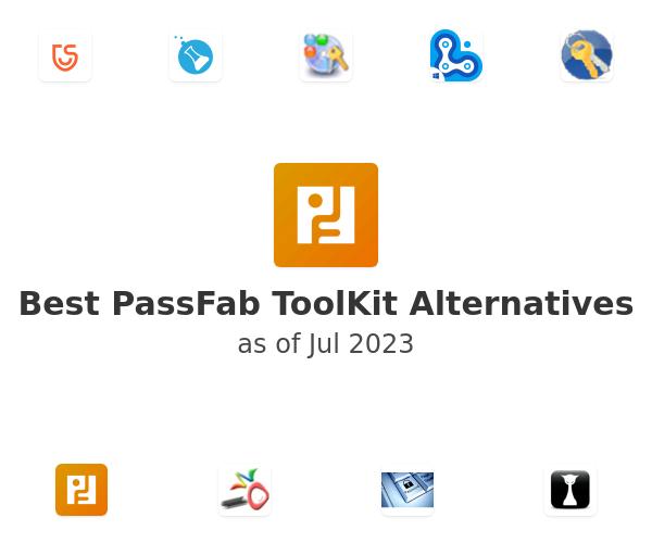 Best PassFab ToolKit Alternatives