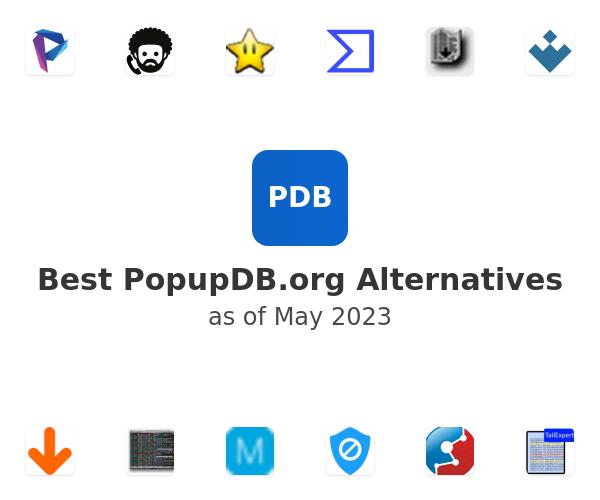 Best PopupDB.org Alternatives