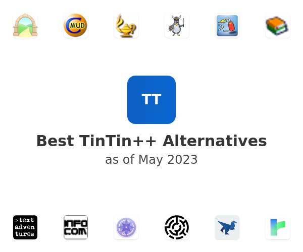 Best TinTin++ Alternatives