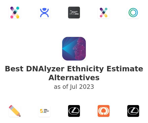 Best DNAlyzer Ethnicity Estimate Alternatives