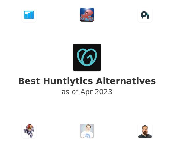 Best Huntlytics Alternatives