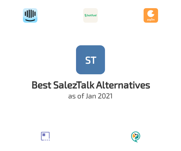 Best SalezTalk Alternatives