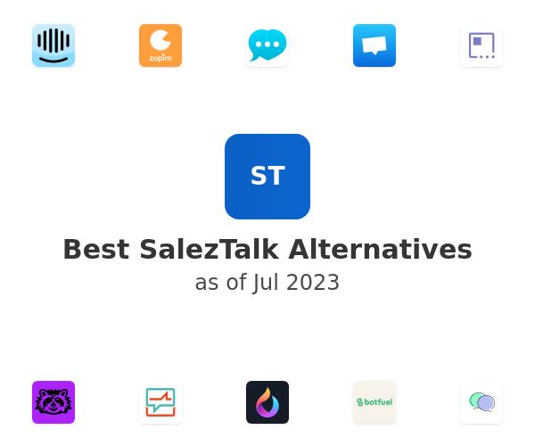 Best SalezTalk Alternatives