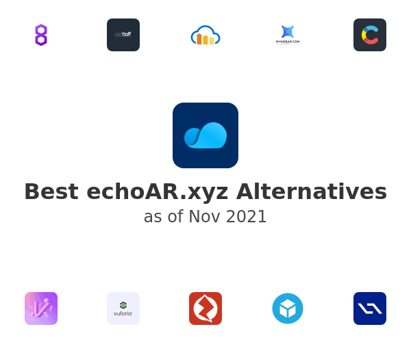 Best echoAR.xyz Alternatives