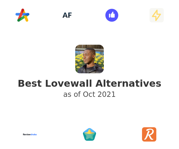 Best Lovewall Alternatives