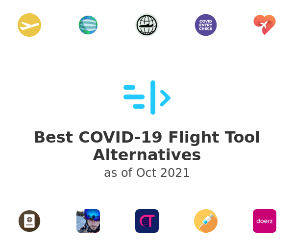 Best COVID-19 Flight Tool Alternatives
