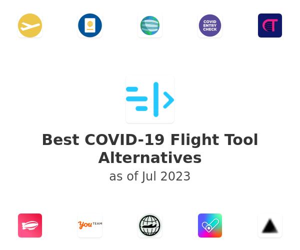 Best COVID-19 Flight Tool Alternatives