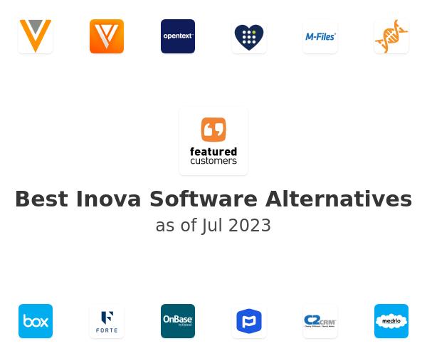 Best Inova Software Alternatives