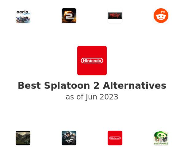 Best Splatoon 2 Alternatives