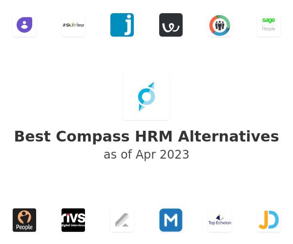 Best Compass HRM Alternatives