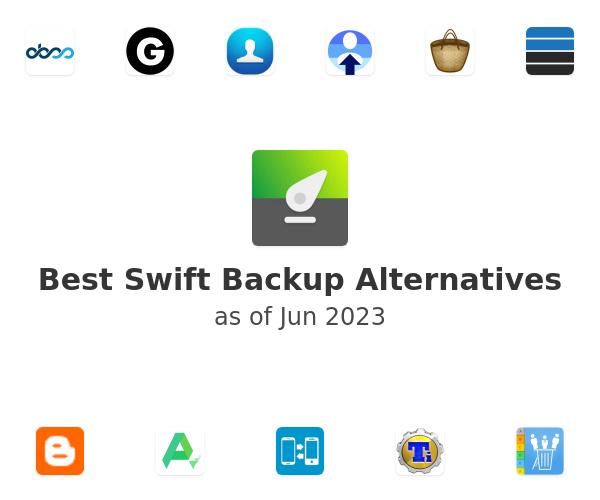Best Swift Backup Alternatives