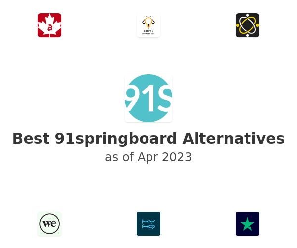 Best 91springboard Alternatives