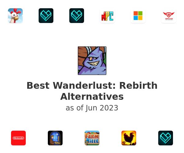 Best Wanderlust: Rebirth Alternatives