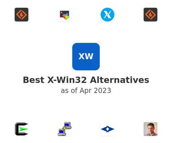 Best X-Win32 Alternatives