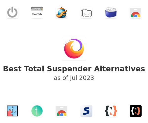 Best Total Suspender Alternatives