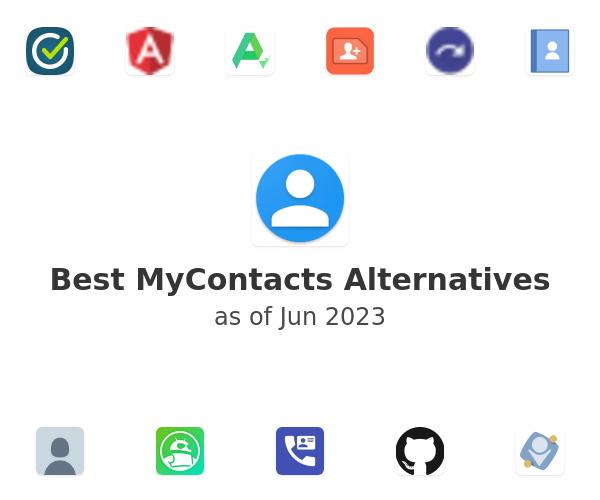 Best MyContacts Alternatives