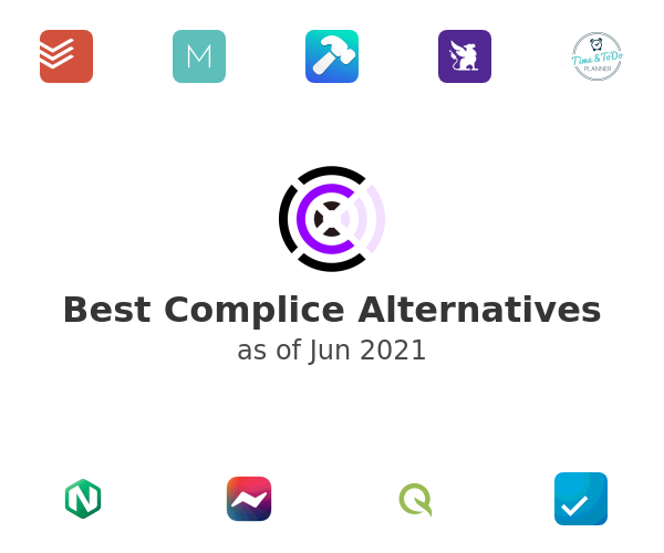 Best Complice Alternatives